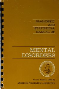 When DSM-II was published, in 1968, Ritalin had already been studied and was being used to treat hyperkinetic children with minimal brain dysfunction syndrome.