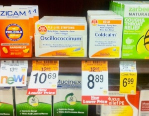 Oscillococcinum will not prevent flu complications.